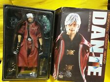 """DEVIL MAY CRY DANTE ASMUS 1:6 ACTION TOYS HERO FIGURE 12"""" doll HOT 2008 FESTIVAL"""