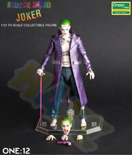 Movie Suicide Squad Joker PVC Figur Modell Spielzeug 6'' Neu in