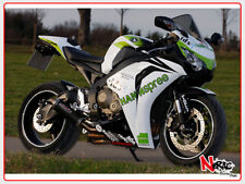 CARENA ABS FAIRING KIT HONDA CBR 1000RR 2008 2012 HANNSPREE SUPERBIKE REPLICA