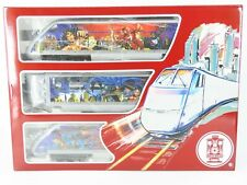 G Scale LGB 92950 Limited Edition Warner Bros. DC Comic Super Heroes Train Set