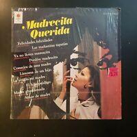 """VARIOS: """"Madrecita Querida"""" Vinyl Record LP inc. Los Donneños, Jilguerillas,"""
