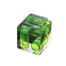 New 3D Triple 3 Axis Bubble Spirit Level Hot Shoe Adapter For Camera Photography