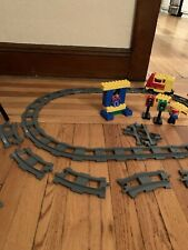 LEGO 3771 DUPLO LEGOVille Starter Train Set - Motorize Not Complete C3