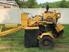 Vermeer 665A Tag-Along Stump Grinder 65hp