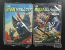 Shogun Warriors Robot Great Mazinger THAI Cartoon Comic Book SEALED! MEGA RARE!!