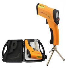 Sin contacto-50 ° c a 1600 ° c digital infrarrojos láser termómetro IR pistola