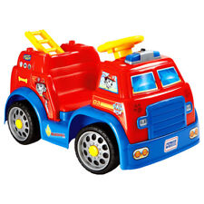 Power Wheels Paw Patrol Fire Truck Battery Ride on 6 Volt Toddler Toy 1 Speed