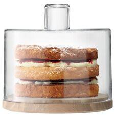 LSA Lotta Cake/Cheese Dome on Ash Base - Wonderful Gift