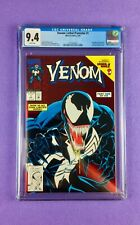 Venom: Lethal Protector #1 (1993): CGC 9.4!  1st Venom in his own Title!
