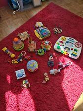 Babyspielzeug Konvolut 15st. Rasseln elektr. Disney usw.