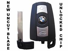 BMW UNLOCKED 1, 3 AND 5 SERIES SMART KEY WITH NEW BLADE OEM KR55WK49127