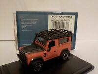 Model Car, Land Rover Defender 90 Adventurer, 1/76 New