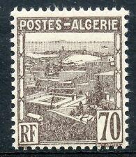 TIMBRE ALGERIE NEUF N° 164 ** VUE D'ALGER