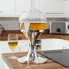 Partie noyau froid jus de table verre boissons boissons distributeur cocktail bière orbe