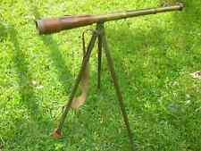 WW2 Australian army signals / sniper  telescope tripod stand dated 1942