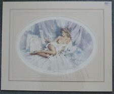 "GORDON KING. ""CATERINA"". SIGNED LIMITED EDITION PRINT"
