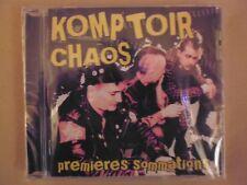 Komptoir Chaos - Premières Sommations - CD - Neuf