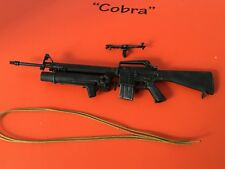 "ACE -  LRRP Cobra - M16 A1 rifle ""three prong  vision"" w XM148 Grenade Launcher"