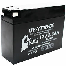 Replacement Battery for 2006 - 2007 Yamaha TTR50E 50CC