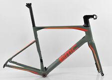 BMC RoadMachine 01 Disc Carbon Frameset Fisher Green 54cm