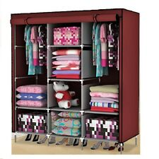 SUPREME- FOLDING WARDROBE CUPBOARD ALMIRAH-XI- CF
