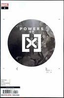 MARVEL POWERS OF X #1 FOURTH PRINTING 4TH HICKMAN  X-MEN