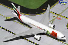 Gemini Jets Emirates SkyCargo Boeing 777F With Love 1/400 GJUAE1662