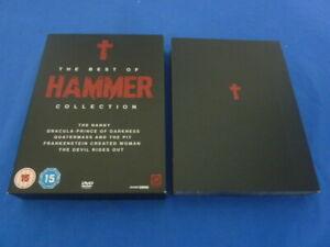 The Best Of Hammer -  Boxset - DVD - Region 2