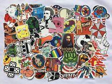 Pack of 400 Skateboard Stickers Vinyl Laptop Snowboard Decals Dope Sticker MIX