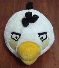 "Angry Birds Plush White Bird 5"" Commonwealth 2010 Rare"