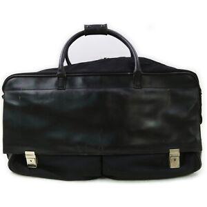 Gucci Boston Bag  Black Nylon 1906965