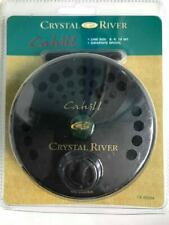 Crystal River Cahill Graphite Fly Fishing Reel Spool - 8, 9, 10 Line Cr-0008A