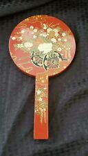 Vintage Yamanaka Double Japanese Hand Mirror
