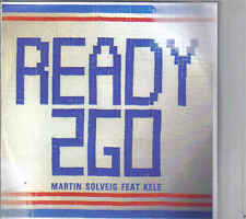 Martin Solveig feat Kele -Ready 2 Go Promo cd single