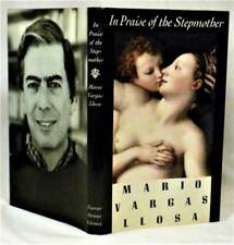IN PRAISE OF THE STEPMOTHER, Mario Vargas Llosa, American 1st/1st, 1990