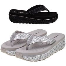Dunlop Wedge Casual Sandals & Beach Shoes for Women