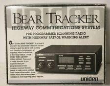 Uniden Bearcat Bear Tracker Scanner Radio Bct2
