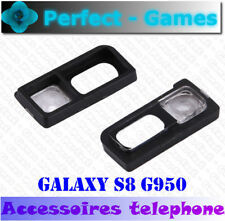 Samsung galaxy S8 G950 support module flash lumière photo bezel flashlight cover