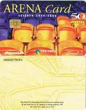 Arenakaart A029-03 50 gulden: Stoeltjes 2001