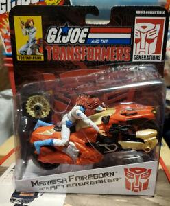 GI Joe Transformers club Female Marissa Faireborn (070621005) unopened