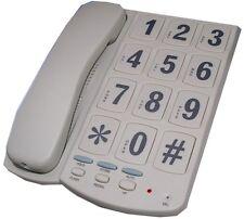 SENIORENTELEFON Großtastentelefon SENIOREN TELEFON BIG Großtasten Wandtelefon