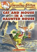 Cat and Mouse in a Haunted House (Geronimo Stilton), Geronimo Stilton