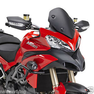 Givi D7401NO styling WINDSCREEN mat black Ducati MULTISTRADA 1200 screen 2014