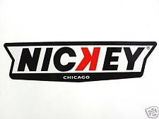 NICKEY  Crest  Sticker