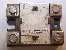 New Old Stock Gentron S644 12kv 50 Amp Thyristor Encapsolated Bridge 5p6 11