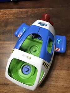 Fisher Price Toy Story Little People Vehicle Buzz Lightyear Spaceship B4