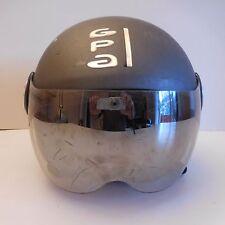 Casque moto GPA A-NIUM gris noir