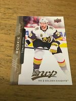 Tomas Hyka  Golden Knights 2018-2019 Upper Deck MVP Rookie #132