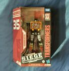 Transformers Siege Soundblaster War for Cybertron Voyager MIB 100% Complete