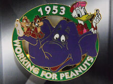 Disney 100 Years of Dreams Trading Le Pin #88 Working for Peanuts Donald 1953